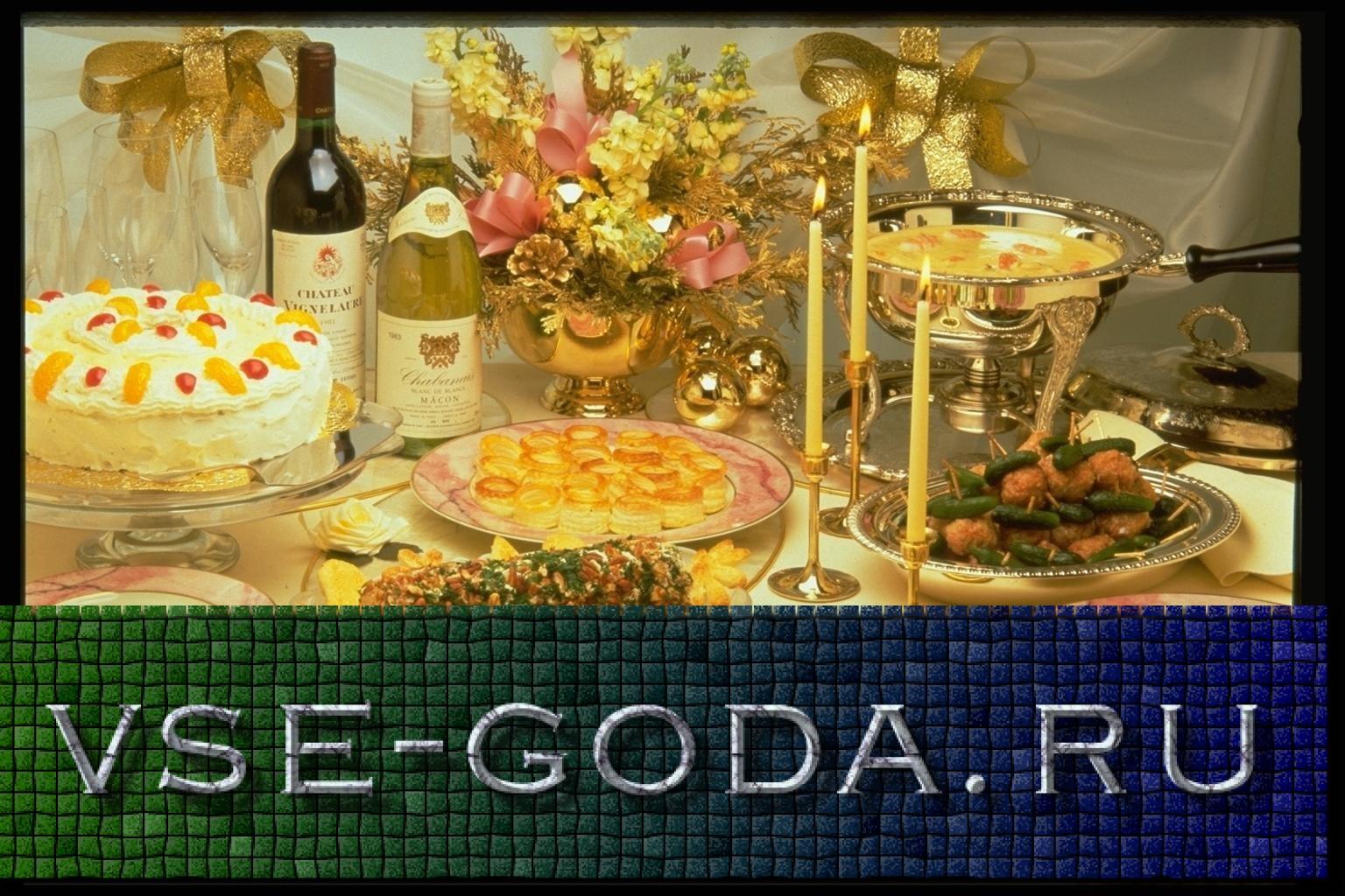 Novogodnee menju 2019 recepty dlja prazdnichnogo stola
