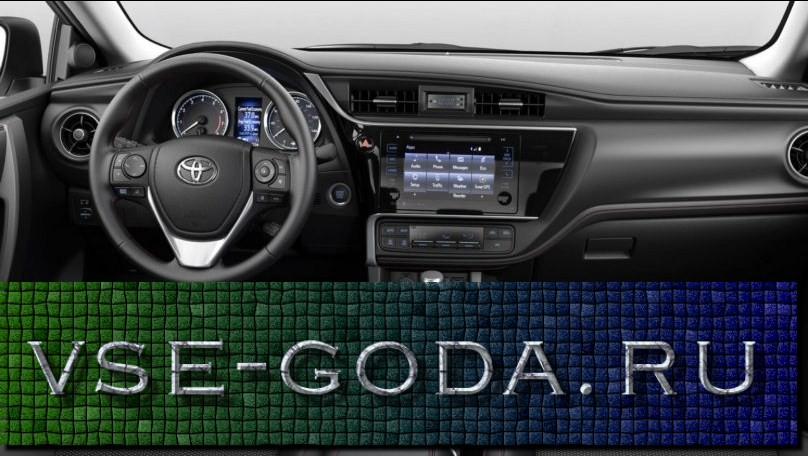 Toyota Corolla 2019 foto (9)