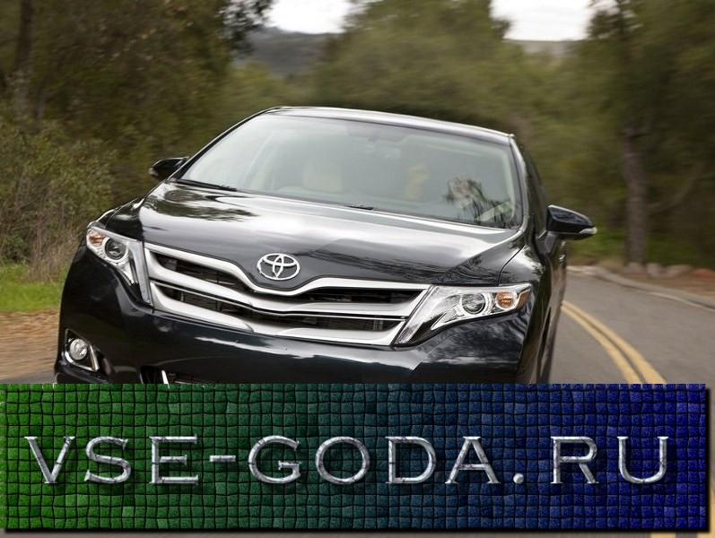 Toyota Venza 2019 (4)