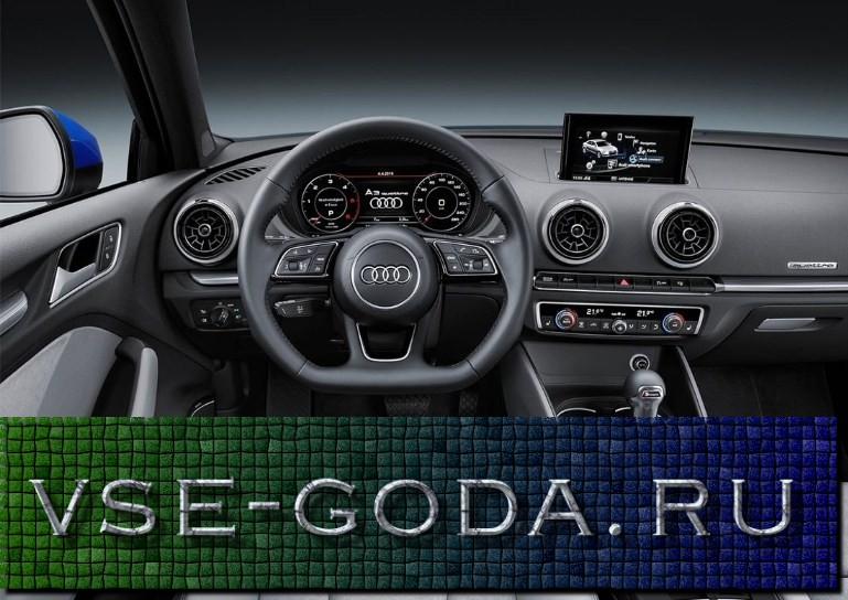 Audi A3 2019 foto (2)