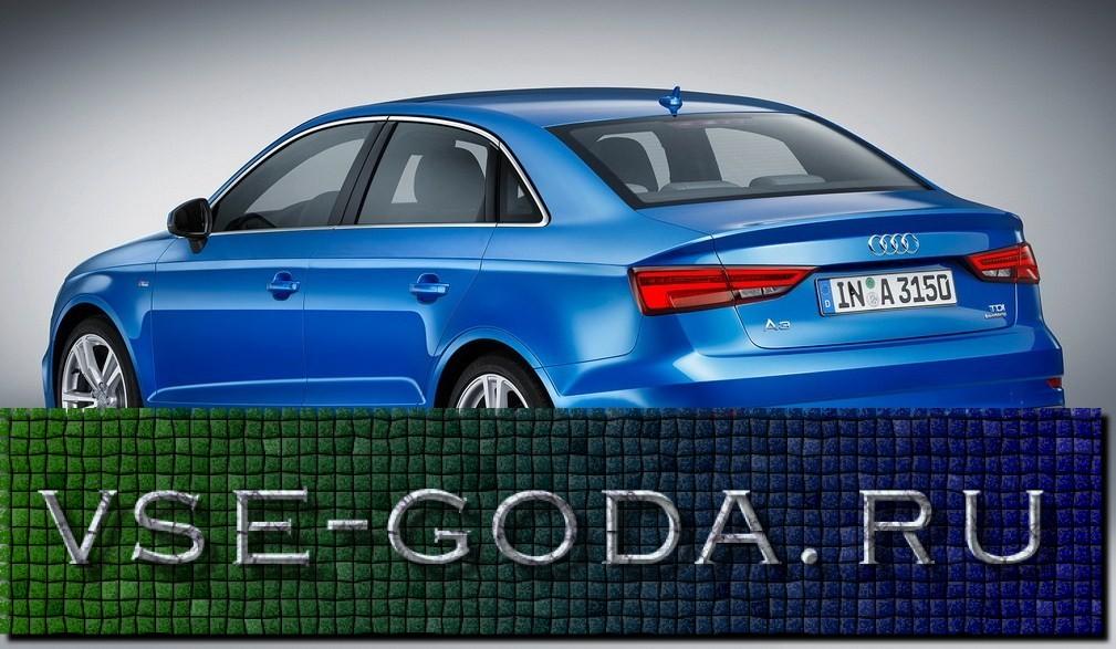 Audi A3 2019 foto (5)