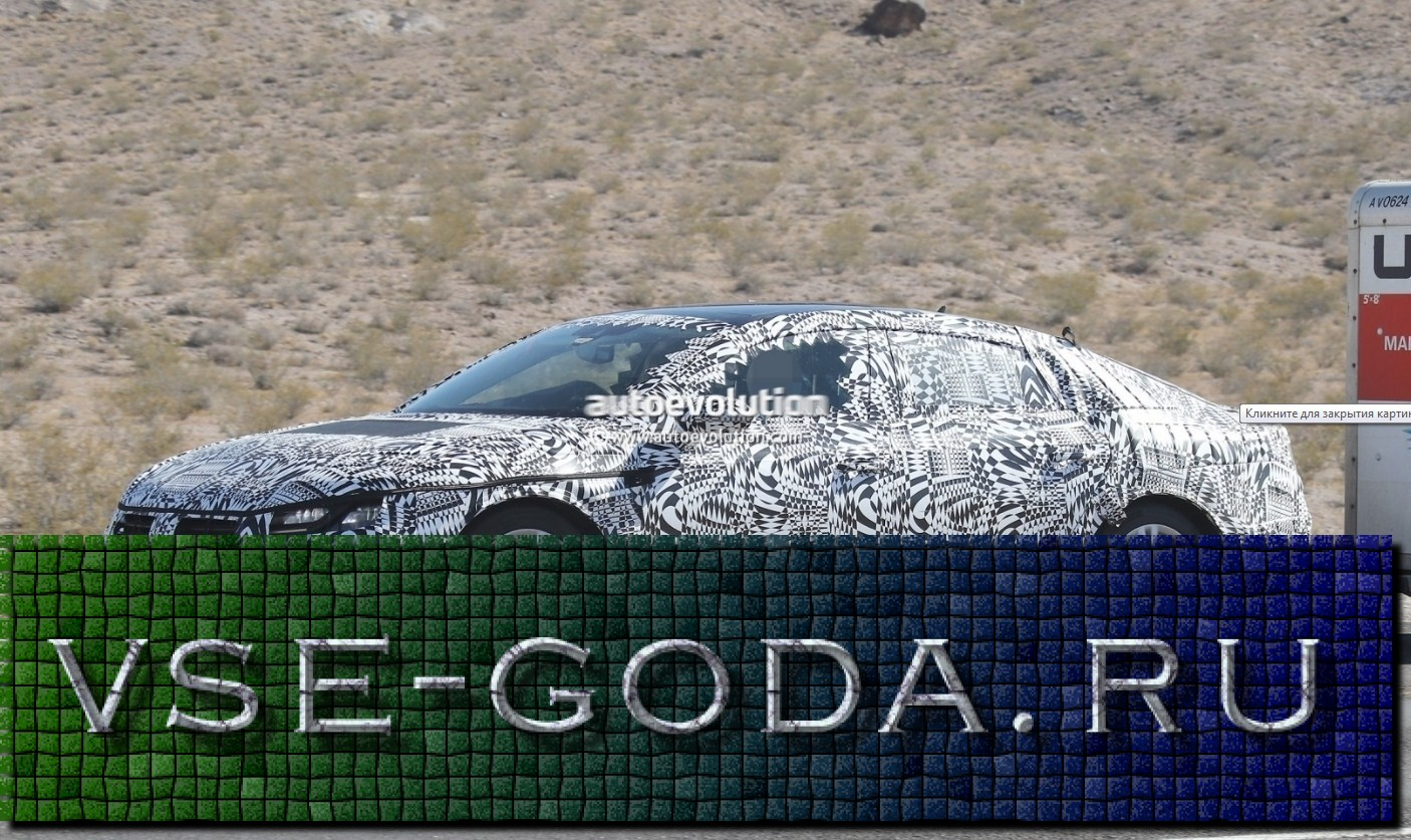 Volkswagen Passat 2019 foto (2)